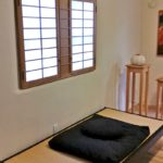 Japanese window treatment