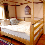 Asian day/night bed
