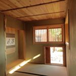 Japanese tea ceremony house